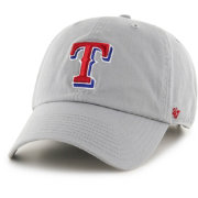 '47 Men's Texas Rangers Storm Clean Up Adjustable Hat