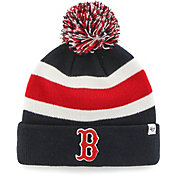 '47 Men's Boston Red Sox Breakaway Navy Knit Hat