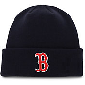 '47 Men's Boston Red Sox Navy Knit Hat