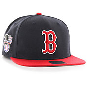 948d9287c44 Product Image ·  47 Men s Boston Red Sox Sure Shot Captain Adjustable Snapback  Hat ·
