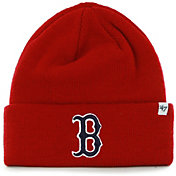 '47 Men's Boston Red Sox Red Knit Hat