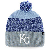 fa82a6d2c02497 Product Image ·  47 Men s Kansas City Royals Static Knit Hat ·