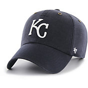 '47 Men's Kansas City Royals Carhartt Clean Up Navy Adjustable Hat