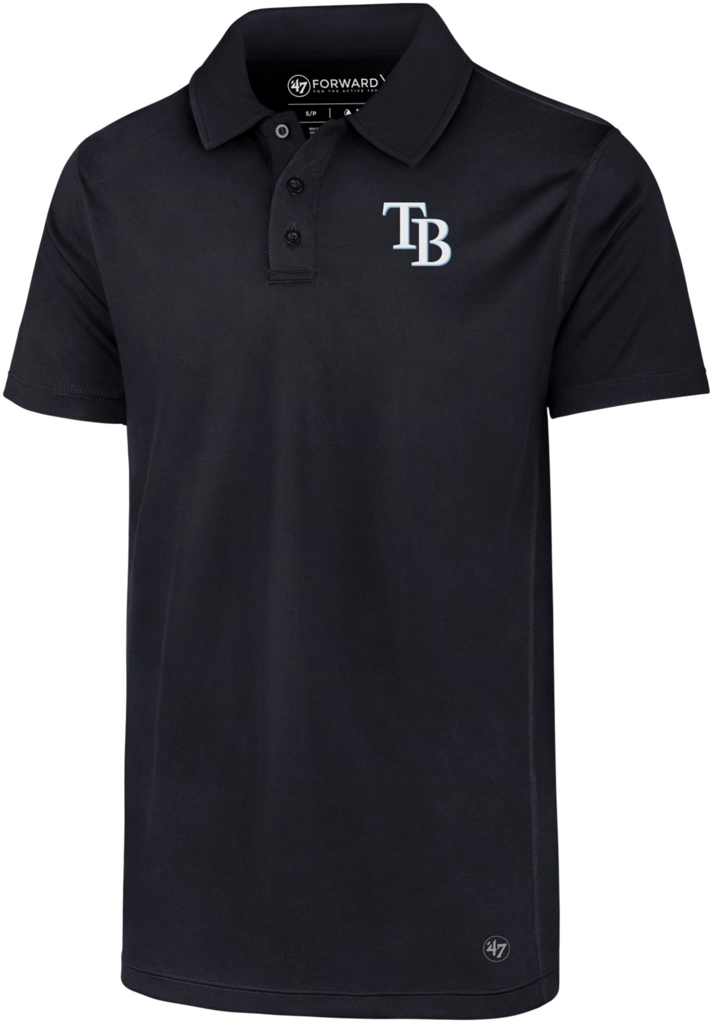 '47 Men's Tampa Bay Rays Ace Polo