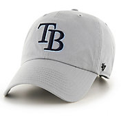 '47 Men's Tampa Bay Rays Clean Up Adjustable Hat