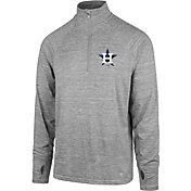 '47 Men's Houston Astros Quarter-Zip Pullover