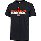 '47 Men's Houston Astros Americana Splitter T-Shirt