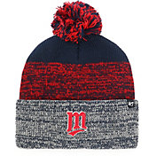 '47 Men's Minnesota Twins Static Knit Hat