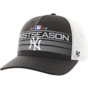 '47 Men's New York Yankees 2018 MLB Postseason Locker Room Adjustable Hat