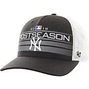 '47 Men's New York Yankees 2018 MLB Postseason Locker Room Adjustable Hat