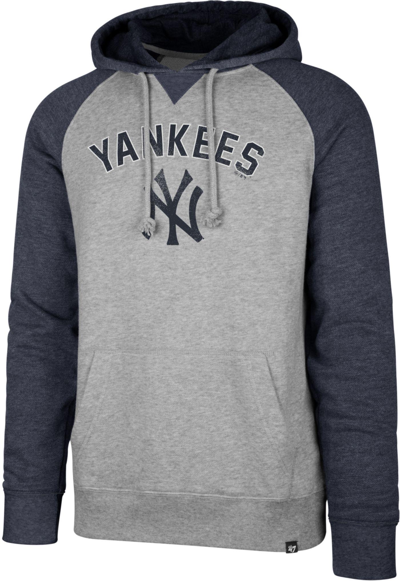 '47 Men's New York Yankees Raglan Pullover Hoodie