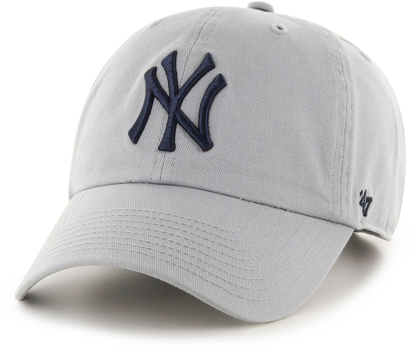 '47 Men's New York Yankees Storm Clean Up Adjustable Hat