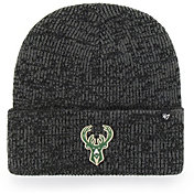 '47 Men's Milwaukee Bucks Brain Freeze Knit Beanie