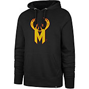 '47 Men's Milwaukee Bucks Pullover Hoodie
