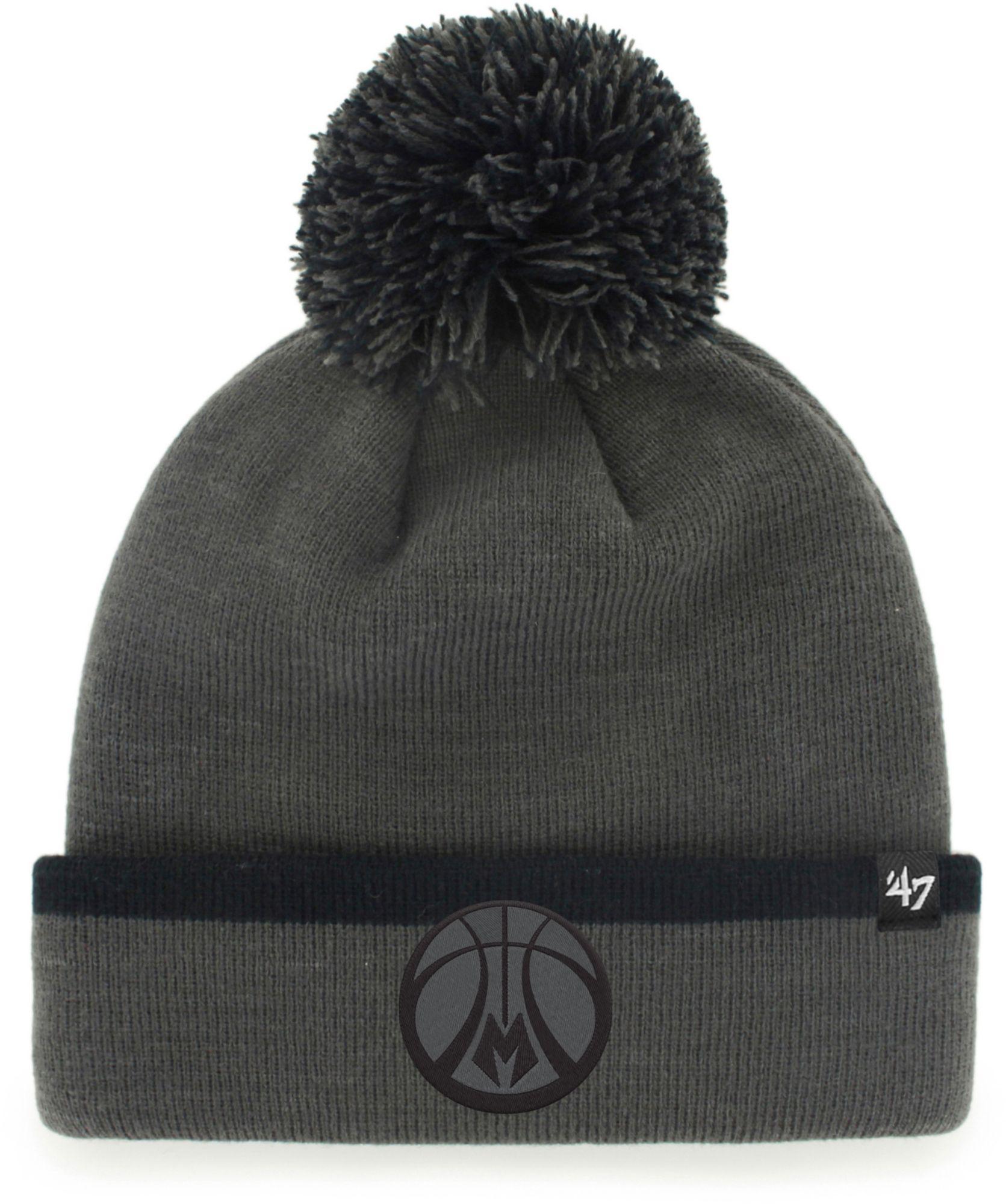 '47 Men's Milwaukee Bucks Knit Hat, Gray thumbnail