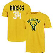'47 Men's Milwaukee Bucks Giannis Antetokounmpo T-Shirt