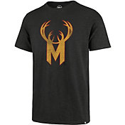 '47 Men's Milwaukee Bucks T-Shirt
