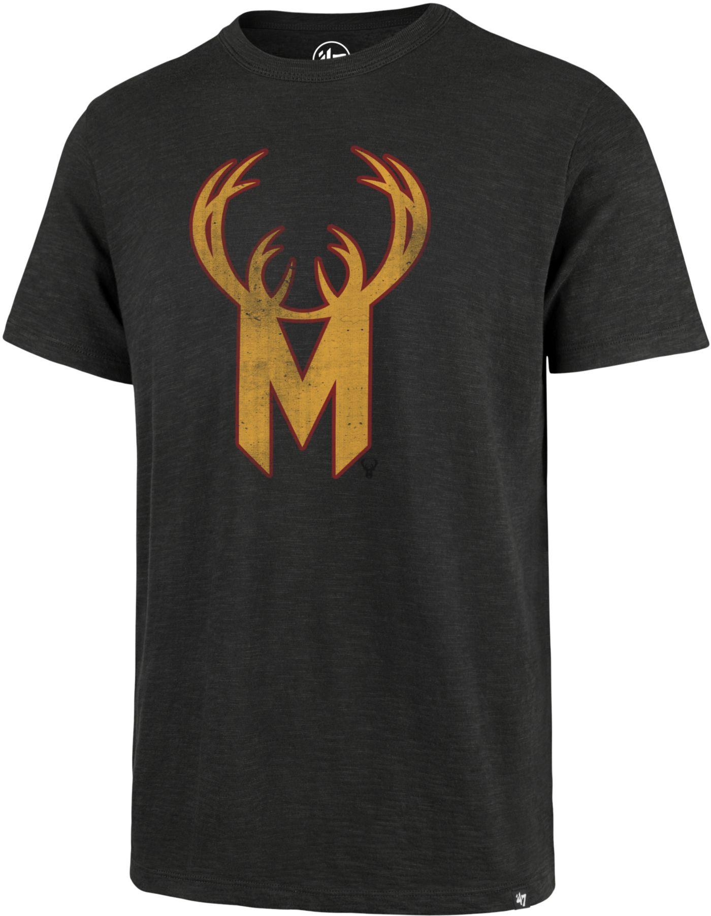 '47 Men's Milwaukee Bucks T-Shirt