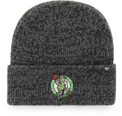 4e565f3e18a 47 Men s Boston Celtics Brain Freeze Knit Beanie