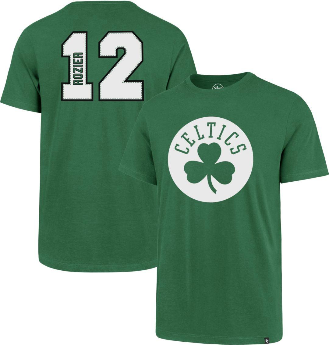 super popular 6708c 2622a '47 Men's Boston Celtics Terry Rozier T-Shirt