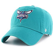 '47 Men's Charlotte Hornets Clean Up Adjustable Hat