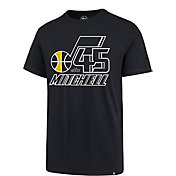 '47 Men's Utah Jazz Donovan Mitchell T-Shirt