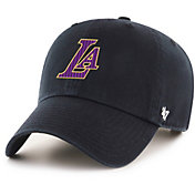 3b4cc9d80c Product Image ·  47 Men s Los Angeles Lakers Clean Up Adjustable Hat.