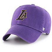 '47 Men's Los Angeles Lakers Clean Up Adjustable Hat