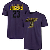 '47 Men's Los Angeles Lakers LeBron James T-Shirt