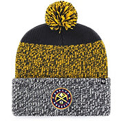 7d21f913dc7 Product Image ·  47 Men s Denver Nuggets Static Knit Hat.