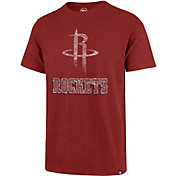 '47 Men's Houston Rockets Scrum T-Shirt