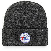 '47 Men's Philadelphia 76ers Brain Freeze Knit Beanie