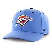 '47 Men's Oklahoma City Thunder MVP Adjustable Hat