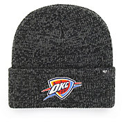 '47 Men's Oklahoma City Thunder Brain Freeze Knit Beanie