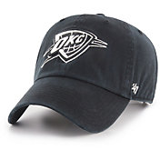 '47 Men's Oklahoma City Thunder Clean Up Adjustable Hat