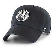 '47 Men's Minnesota Timberwolves Clean Up Adjustable Hat