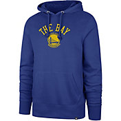 '47 Men's Golden State Warriors Pullover Hoodie