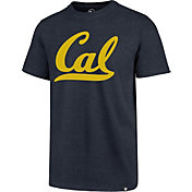 '47 Men's Cal Golden Bears Blue Club T-Shirt