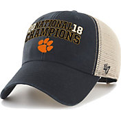 '47 Men's 2018 National Champions Clemson Tigers Adjustable Hat