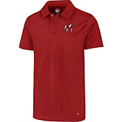 '47 Men's Georgia Bulldogs Red Ace Performance Polo