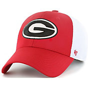 '47 Men's Georgia Bulldogs Red/White Contender Fitted Hat