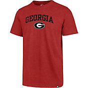 '47 Men's Georgia Bulldogs Red Club T-Shirt