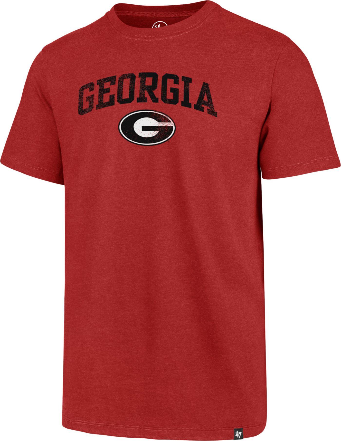 '47 Men's Georgia Bulldogs Red Club T-Shirt