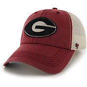 '47 Men's Georgia Bulldogs Red/White Flexfit Hat