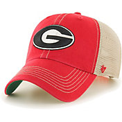 '47 Men's Georgia Bulldogs Red/White Trawler Adjustable Hat