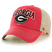 '47 Men's Georgia Bulldogs Tuscaloosa Clean Up Adjustable Black Hat