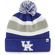 '47 Men's Kentucky Wildcats Blue/Grey Breakaway Cuffed Knit Beanie