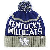 '47 Men's Kentucky Wildcats Blue Linesman Cuffed Knit Beanie