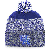 '47 Men's Kentucky Wildcats Blue Static Cuffed Knit Hat