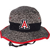 Zephyr Men's Arizona Wildcats Grey Under Bucket Hat